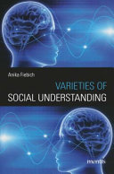 Varieties of Social Understanding