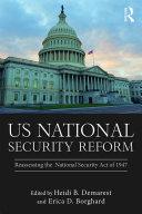 US National Security Reform Pdf/ePub eBook