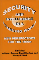 Security and Intelligence in a Changing World