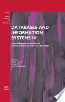 Databases and Information Systems IV