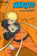 Naruto  3 in 1 Edition   Vol  18