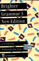 Brighter Grammar 3, 2/E