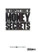 The Complete Book of Money Secrets