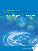 Challenges and Opportunities in the Hydrologic Sciences