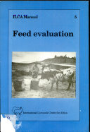 Feed Evaluation