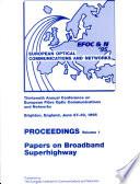 Papers On Broadband Superhighway Book PDF