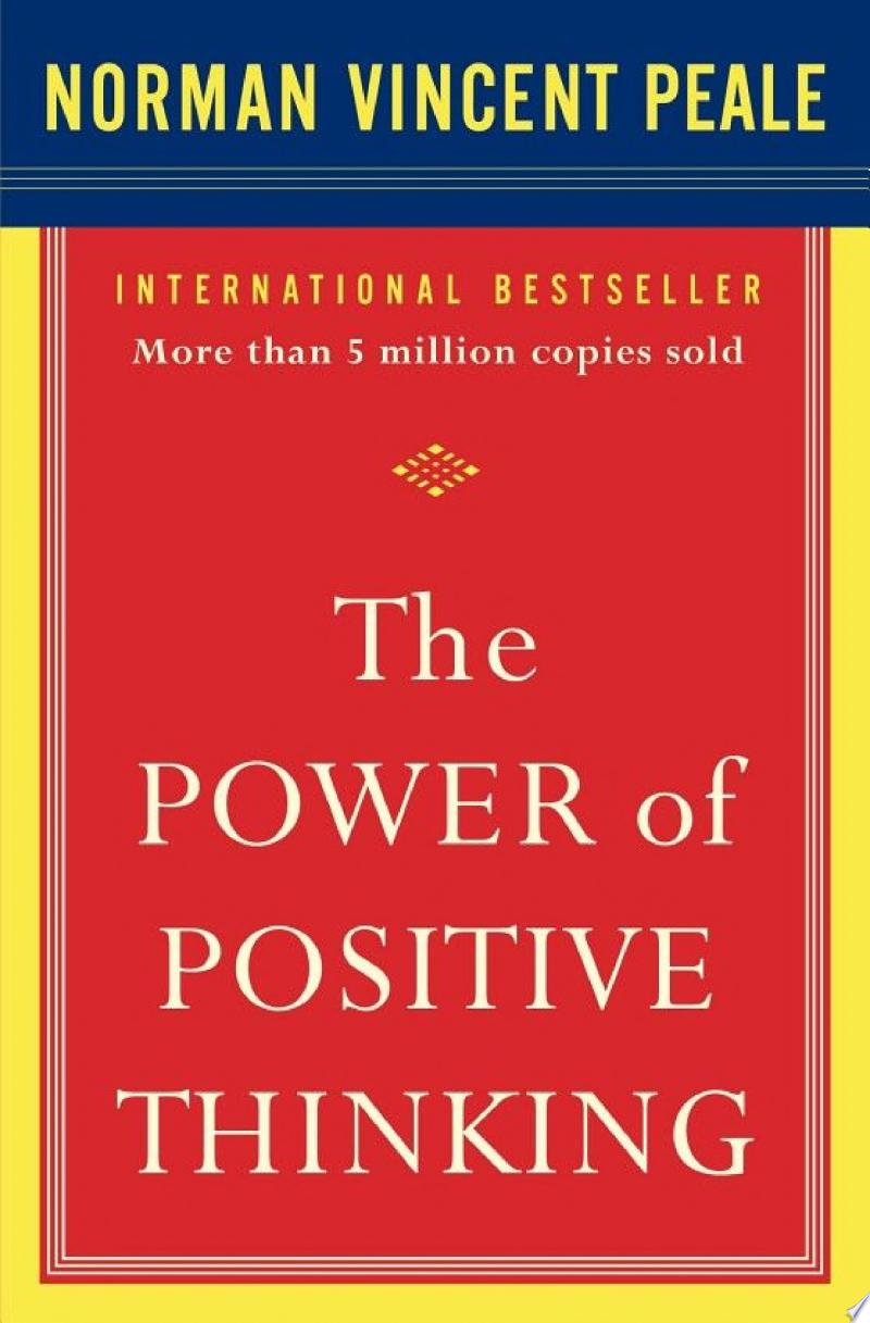 The Power of Positive Thinking banner backdrop