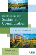 Engineering for Sustainable Communities Book