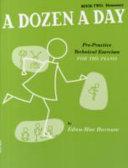 Cover of Dozen a Day