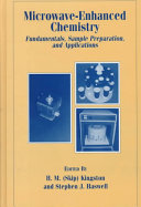 Microwave Enhanced Chemistry Book PDF