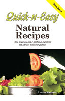 Quick n easy Natural Recipes