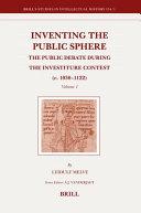 Inventing The Public Sphere
