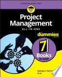 Project Management All In One For Dummies