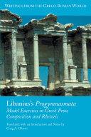 Libanius s Progymnasmata