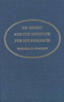 Dr. Kinsey and the Institute for Sex Research ebook