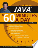 Java In 60 Minutes A Day Book PDF