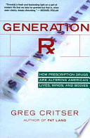 Generation Rx Book