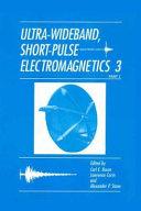 Pdf Ultra-Wideband, Short-Pulse Electromagnetics 3