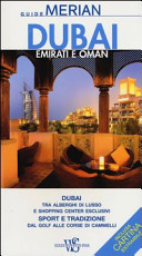 Guida Turistica Dubai, Emirati e Oman. Con cartina Immagine Copertina