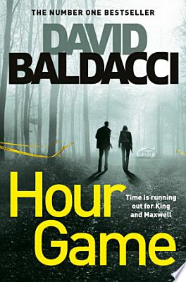 Book cover of 'Hour Game' by David Baldacci