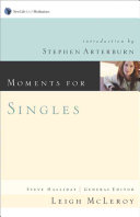 Moments for Singles