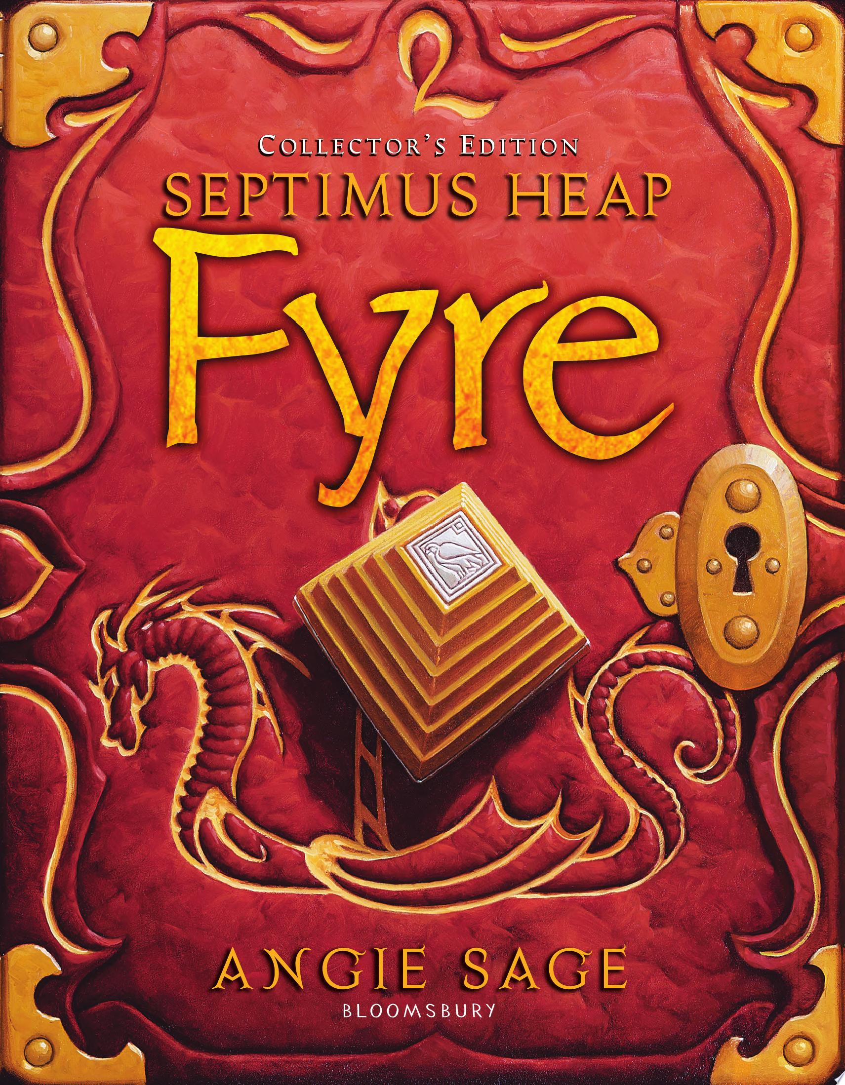 Fyre  Septimus Heap Book 7