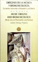Music origins and biomusicology