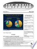 Mobile Internet Monthly Newsletter March 2010