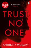 Trust No One Book