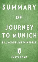 Summary of Journey to Munich