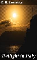 Twilight in Italy Pdf/ePub eBook