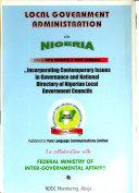 Local Government Administration In Nigeria
