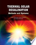Thermal Solar Desalination