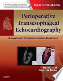 Perioperative Transesophageal Echocardiography E Book