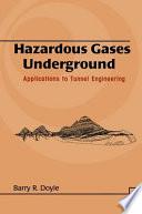 Hazardous Gases Underground