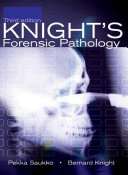 Knight s Forensic Pathology  3Ed