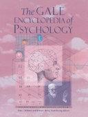 The Gale Encyclopedia Of Psychology Book PDF
