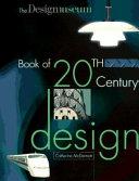 The Design Museum Book of 20th Century Design