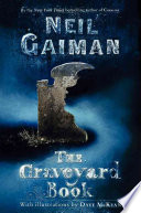 link to The graveyard book in the TCC library catalog