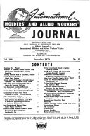 International Molders' and Allied Workers' Journal