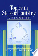 Topics in Stereochemistry Book