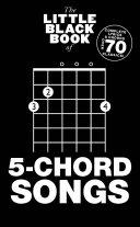 The Little Black Book of 5-Chord Songs Pdf/ePub eBook