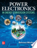 Power Electronics in Energy Conversion Systems