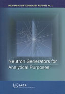 Neutron Generators for Analytical Purposes