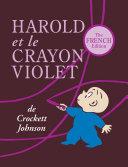Harold et le Crayon Violet Book PDF