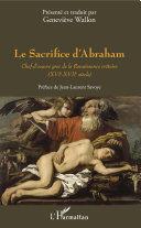 Pdf Le Sacrifice d'Abraham Telecharger