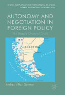 Autonomy and Negotiation in Foreign Policy
