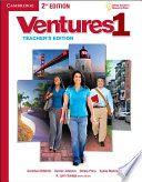 Ventures Level 1 Teacher's Edition with Assessment Audio CD/CD-ROM  , Band 1