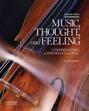 Music  Thought  and Feeling Book