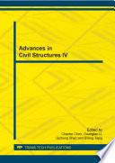 Advances in Civil Structures IV